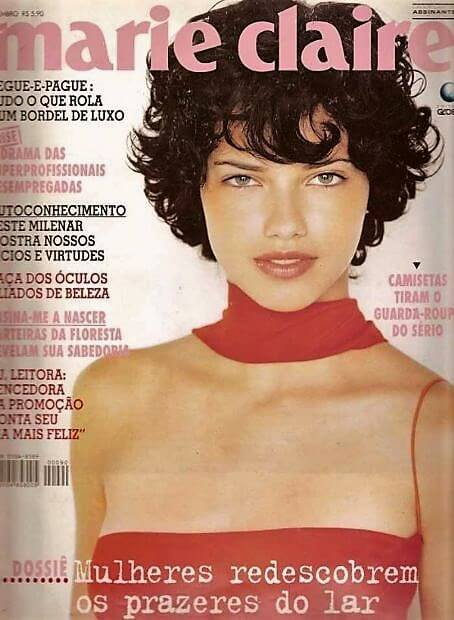 Adriana Lima Marie Claire September 1998