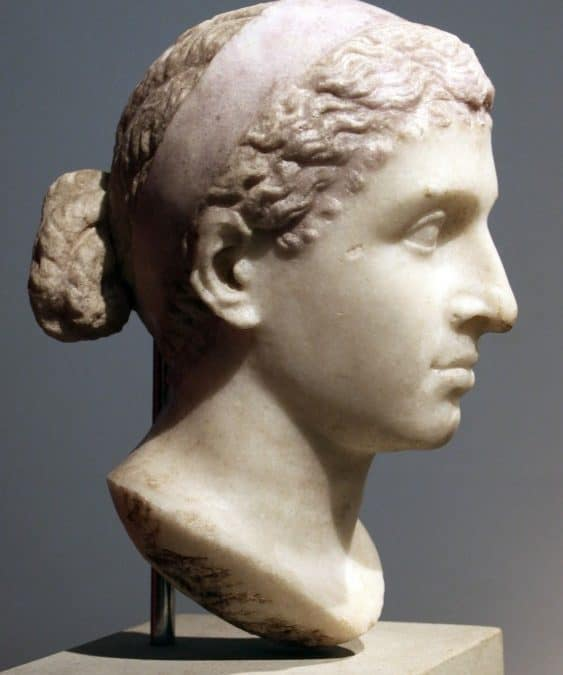 Cleopatra VII ( Born – 69 BC | Died – 30 BC )