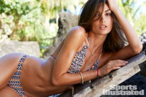 Swimsuit 2014: Cook Islands Lily Aldridge - The Most Beautiful Women