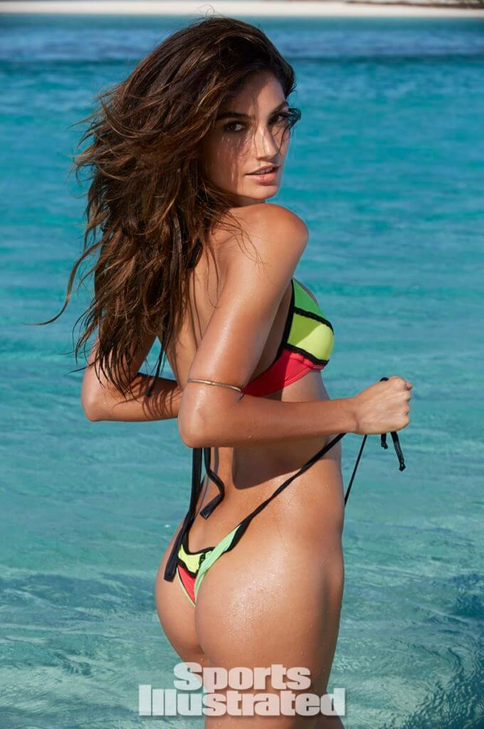 Swimsuit 2014: Cook Islands Lily Aldridge